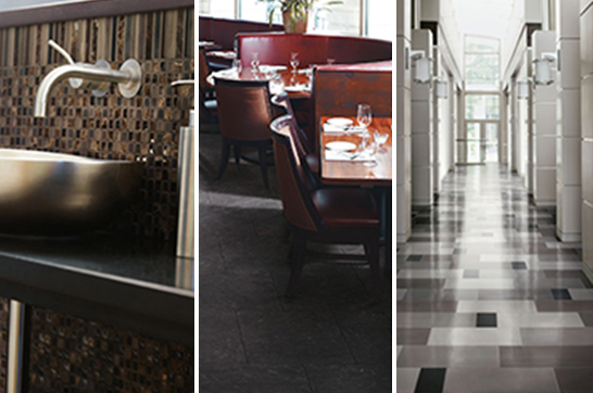 beautiful applications of our premium porcelain stone tiles